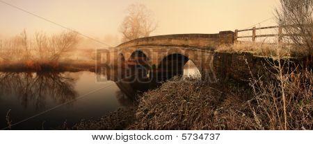 Stone Bridge Panoramic