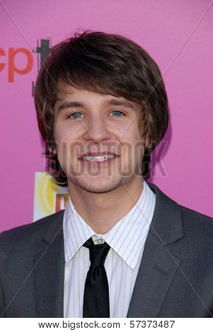 Devon Werkheiser at the 12th Annual Young Hollywood Awards, Wilshire Ebell Theater, Los Angeles, CA. 05-13-10