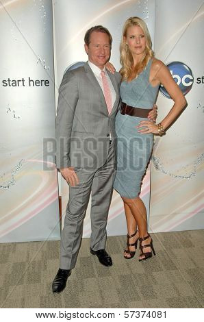 Carson Kressley and Beth Ostrosky Stern at the Disney ABC Television Group Summer Press Junket, ABC Studios, Burbank, CA. 05-15-10