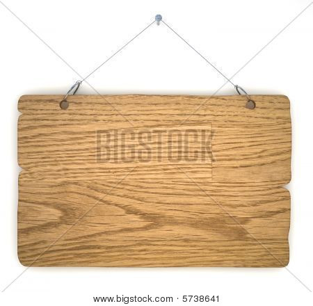 Old Wood, Notice Board