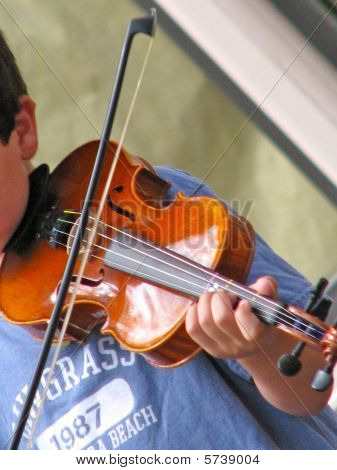 Youth and the Violin