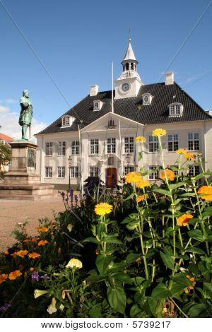Building Randers Denmark