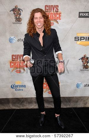 Shaun White  at Spike TV's 4th Annual