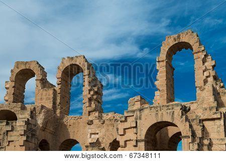 El Djem Amphitheater