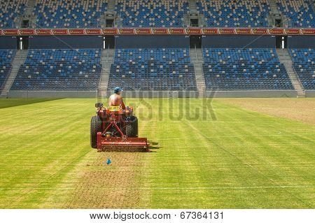Sami Ofer football stadium