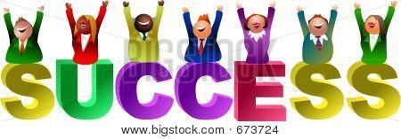 Palavra de sucesso