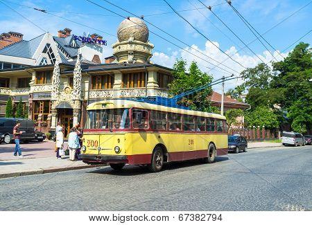 The Retro Trolley
