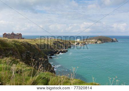 Newquay Cornwall England UK