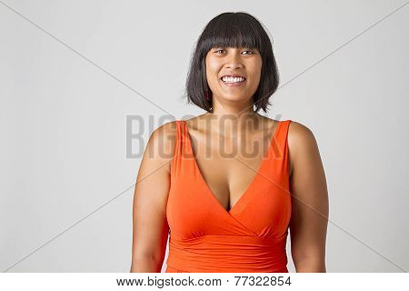 Young Filipino Woman