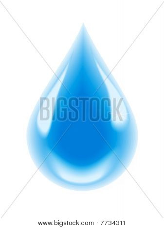 A Drop Of Clean Water