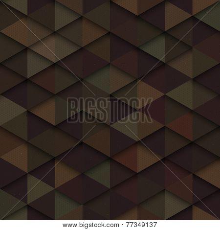 Seamless Vector Dark Web Pattern