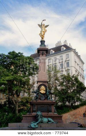 Liebenberg monument - Vienna