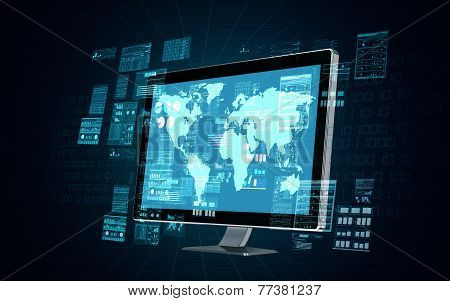 Internet Server Computer