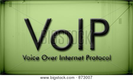 Voip In Green