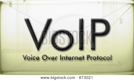 Voip Green Yellow