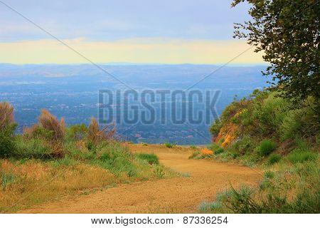 Mt Baldy Foothills