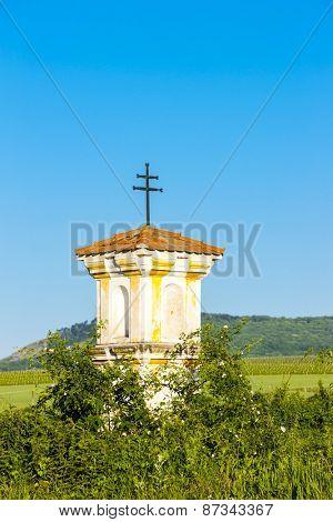 God's torture near Pavlov, Palava, Czech Republic