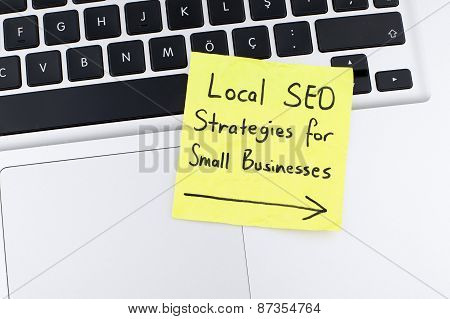 Local SEO Strategies For Small Businesses