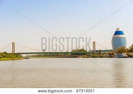 Cityscape Khartoum, Sudan