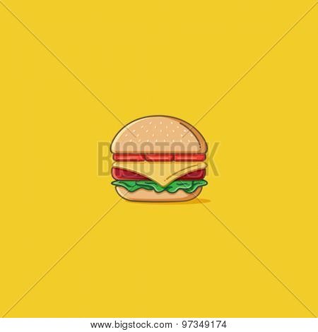 Simple Burger