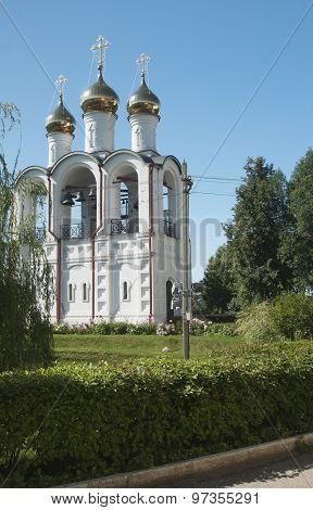 The Church Of The Beheading Of John The Baptist