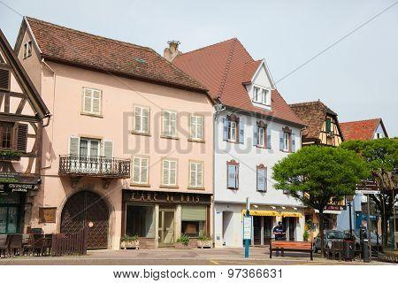 Obernai, Alsace, France