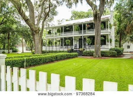 Bluffton Historic Home
