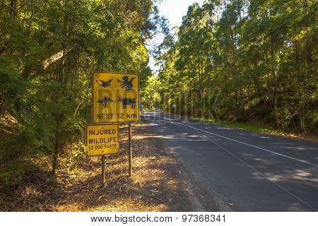 Australian funny signs