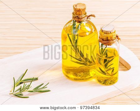 Spa Essential Oil - Natural Spas Ingredients For Aroma Aromatherapy.