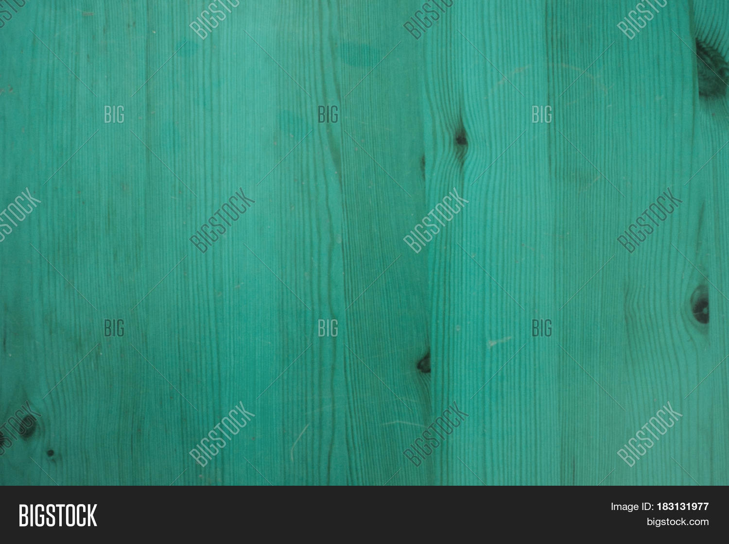 Turquoise Painted Wood Background Texture Of Rustic In Wooden