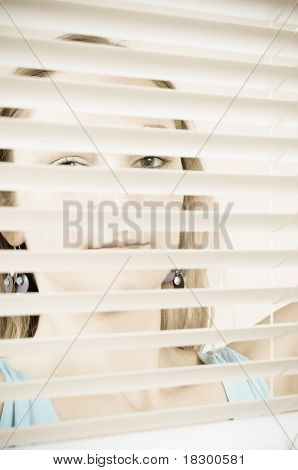 Looking Through the Shutters