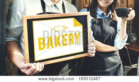 Rolling Pin Bakery Pastry Homemade Recipe