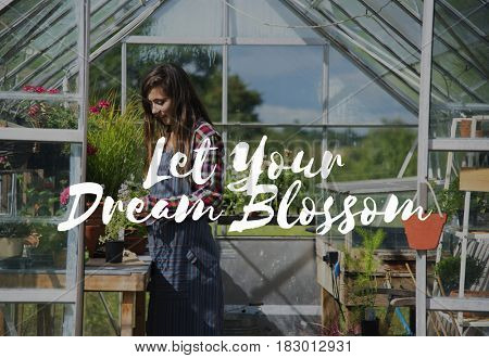 Let Your Dream Blossom Icon