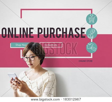 Online Shopping E-Commerce Purchase Market