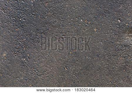 Wet asphalt as a background for designers