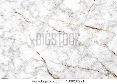 White marble texture abstract background pattern with high resolution, Detailed of real genuine marble from nature.
