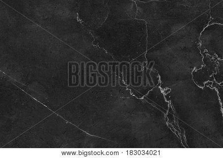 Black marble patterned texture background. marble of Thailand abstract natural marble black and white for design.