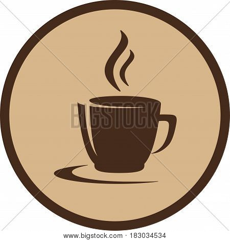 Coffee Cup In Frame