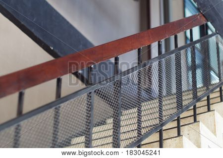 Ladder stair at home modern design vintage
