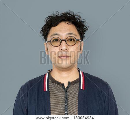 Asian Portrait Photo Standing Adult
