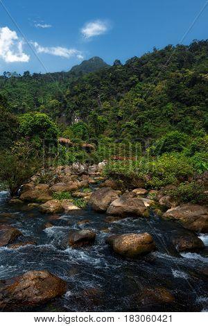 19 April 2017 Nuoc Mooc spring - Phong Nha Ke Bang national park