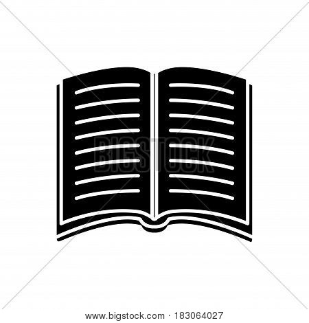 Book and education icon vector illustration graphic design