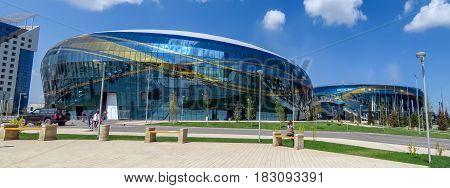 Almaty- Ice Complex