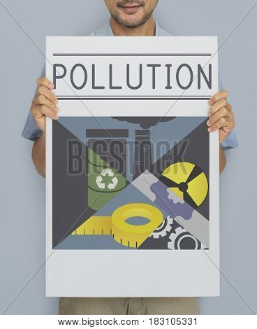 Pollution Contagious Hazard Toxic Concept