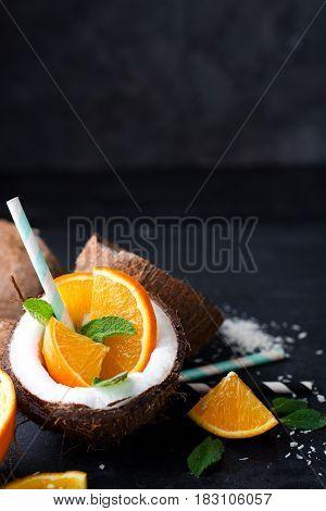 Pina Colada Drink