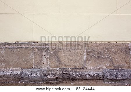 Stone Wall Details
