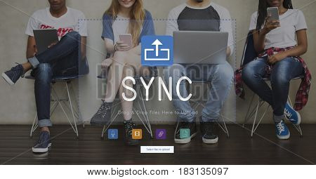 Sync is a privacy by providing end-to-end encryption.