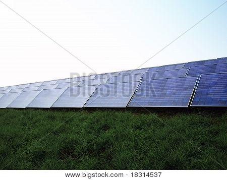 Solar Power photovoltaik