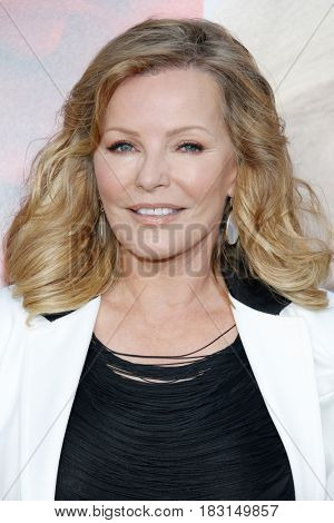 Cheryl Ladd at the Los Angeles premiere of 'Unforgettable' held at the TCL Chinese Theatre in Hollywood, USA on April 18, 2017.
