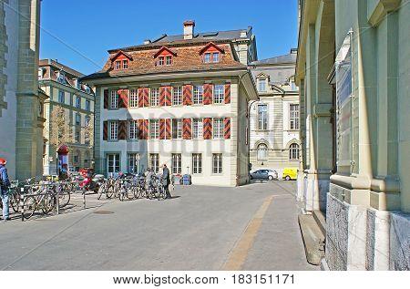 Architecture Of Berne